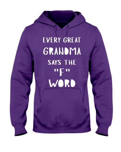 Great Grandma Says The F