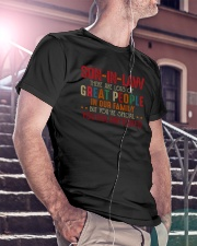 Son-In-Law You're Special Classic T-Shirt lifestyle-mens-crewneck-front-5