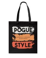 Pogue Style Tote Bag thumbnail