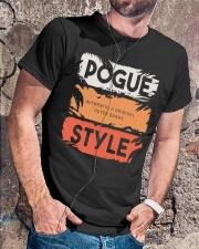 Pogue Style Classic T-Shirt lifestyle-mens-crewneck-front-4