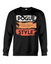 Pogue Style Crewneck Sweatshirt thumbnail