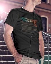 Heavy Equipment Classic T-Shirt lifestyle-mens-crewneck-front-5
