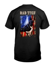 Rad Tech Classic T-Shirt back