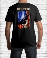 Rad Tech Classic T-Shirt lifestyle-mens-crewneck-back-1