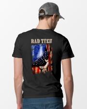 Rad Tech Classic T-Shirt lifestyle-mens-crewneck-back-6