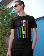 LGBT Pride Classic T-Shirt apparel-classic-tshirt-lifestyle-17