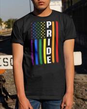 LGBT Pride Classic T-Shirt apparel-classic-tshirt-lifestyle-29