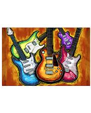 Electric Guitar 17x11 Poster front