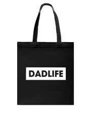 Dad Life Tote Bag thumbnail
