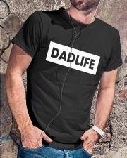 Dad Life Classic T-Shirt lifestyle-mens-crewneck-front-4