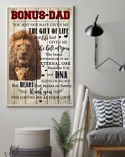 To My Bonus Dad 11x17 Poster lifestyle-poster-1