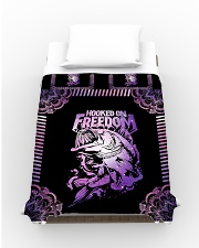 Hooked On Freedom Duvet Cover - Twin aos-duvet-covers-68x88-lifestyle-front-02