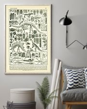 Fossil Dinosaurios 11x17 Poster lifestyle-poster-1