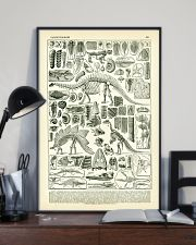 Fossil Dinosaurios 11x17 Poster lifestyle-poster-2