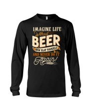 Without Beer Long Sleeve Tee thumbnail