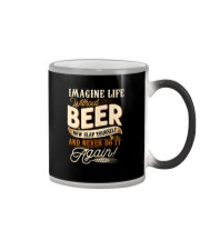 Without Beer Color Changing Mug thumbnail