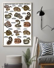 Rattlesnakes Of North America 11x17 Poster lifestyle-poster-1