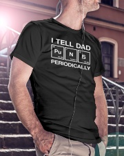 I Tell Dad Periodically Classic T-Shirt lifestyle-mens-crewneck-front-5