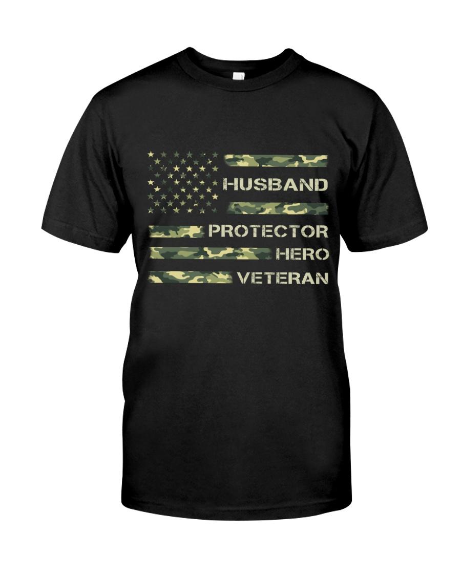 Dad Veteran Classic T-Shirt