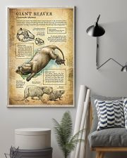Giant Beaver 11x17 Poster lifestyle-poster-1