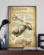 Giant Beaver 11x17 Poster lifestyle-poster-2