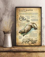 Giant Beaver 11x17 Poster lifestyle-poster-3