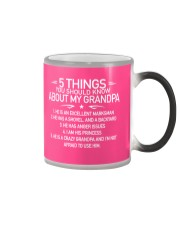 Pefect Christmas Gifts Color Changing Mug color-changing-right