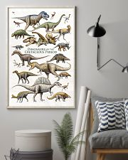 Dinosaurs - Cretaceous Period 11x17 Poster lifestyle-poster-1