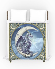 Dragon And Moon Duvet Cover - Queen aos-duvet-covers-88x88-lifestyle-front-01