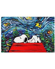 Snoopy Meets 17x11 Poster front