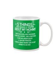 mommy Mug front