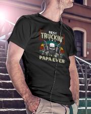 Truck Driver Classic T-Shirt lifestyle-mens-crewneck-front-5