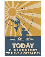 Today Is A Good Day 11x17 Poster front
