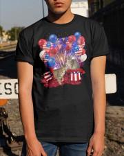 Love Pixie-bob Classic T-Shirt apparel-classic-tshirt-lifestyle-29