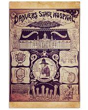 Hospital Salem 11x17 Poster front