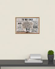 To My Dad 24x16 Poster poster-landscape-24x16-lifestyle-09