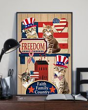 Love Cat 11x17 Poster lifestyle-poster-2
