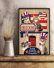 Love Cat 11x17 Poster lifestyle-poster-3