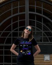 16th June Birthday Ladies T-Shirt lifestyle-women-crewneck-front-1