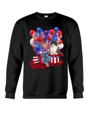 Love British Shorthair Crewneck Sweatshirt thumbnail