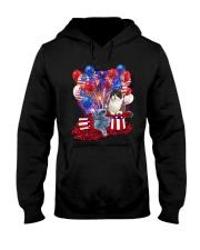 Love British Shorthair Hooded Sweatshirt thumbnail