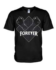 Dad Forever V-Neck T-Shirt thumbnail