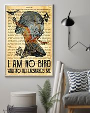 I Am No Bird Ane Eyre Charlotte Bronte 11x17 Poster lifestyle-poster-1