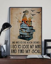 Into The Bookstore 11x17 Poster lifestyle-poster-2