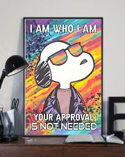 I Am Who I Am 11x17 Poster lifestyle-poster-2