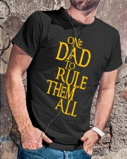 One Dad To Rule Them All Classic T-Shirt lifestyle-mens-crewneck-front-4
