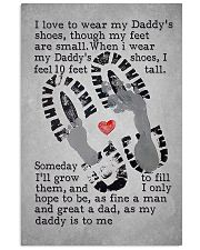 I Love To Wear My Daddy's Shoes 11x17 Poster front