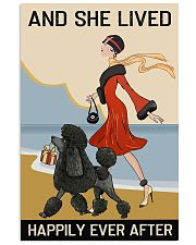 Love Dog And She Lived Happily Ever After 11x17 Poster front