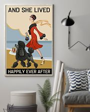 Love Dog And She Lived Happily Ever After 11x17 Poster lifestyle-poster-1
