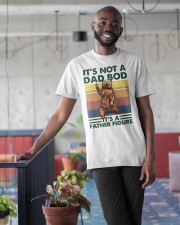 It's Not A Dad Bod Classic T-Shirt apparel-classic-tshirt-lifestyle-front-34